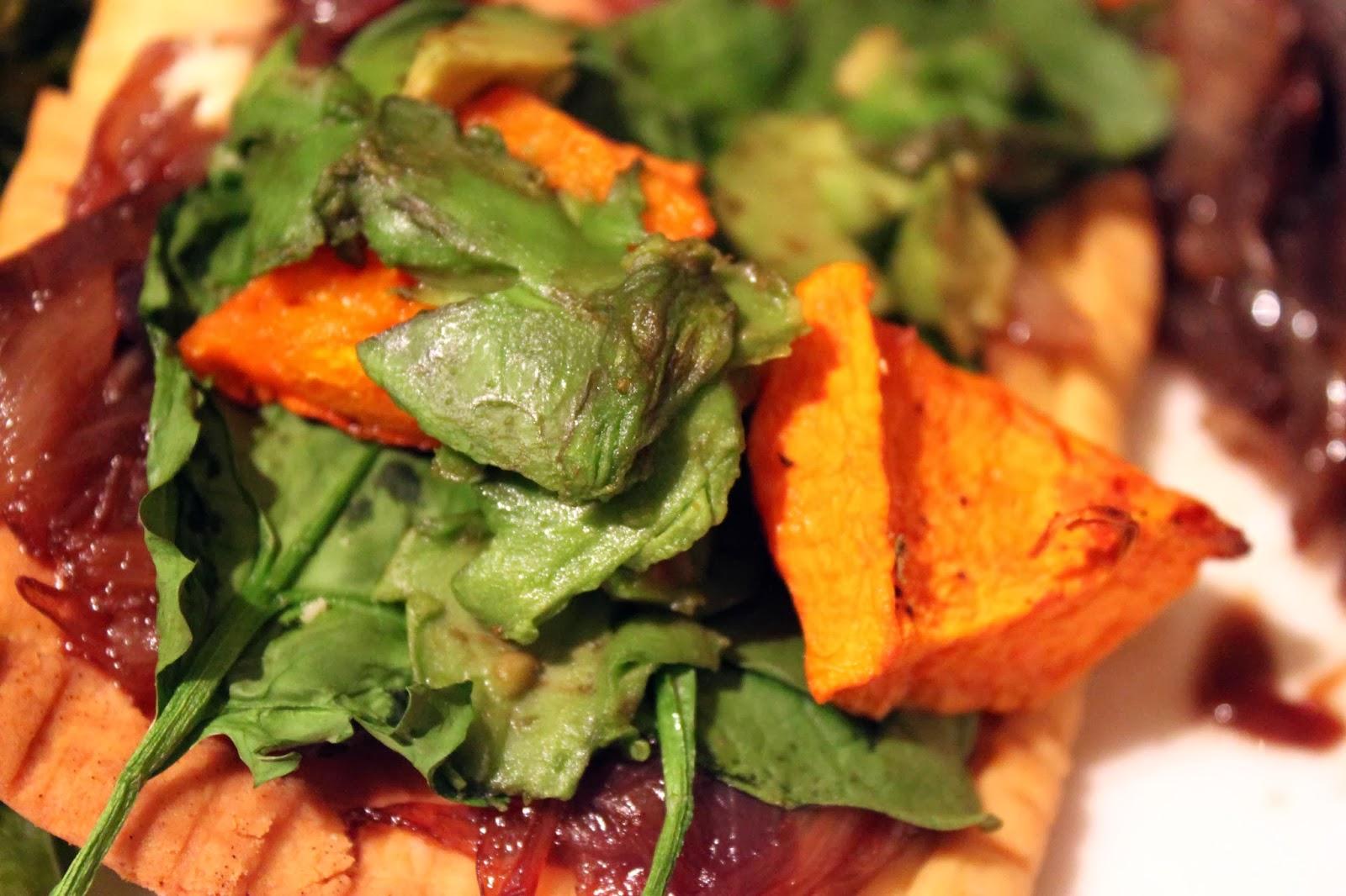 FOOD : VEGETABLE TARTS