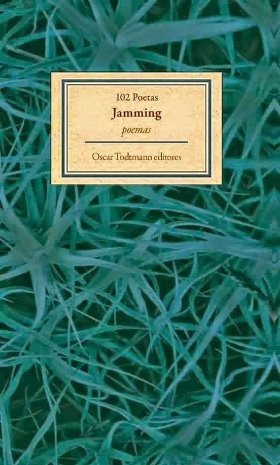 102 poetas jamming (2014)