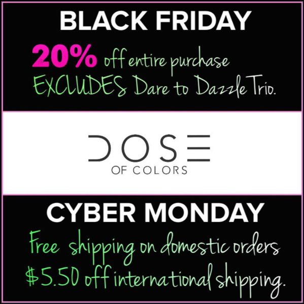 Dose of colors coupon code