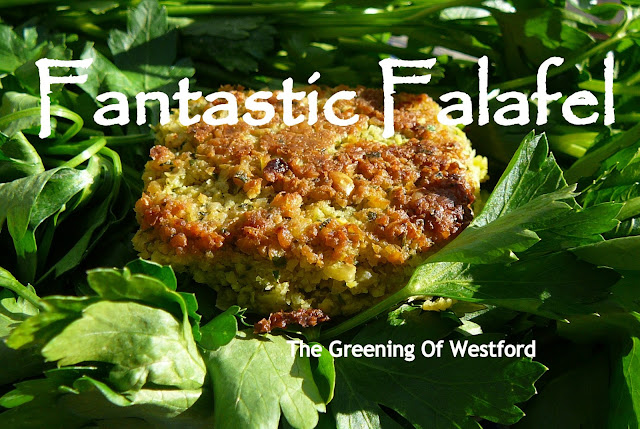 Recipe for falafel