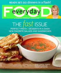Martha Stewart Everyday Food Magazine iPad App released
