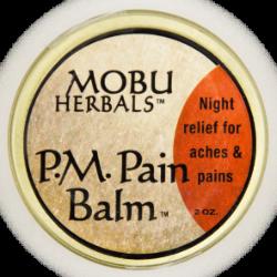 MOBU Herbals Nighttime Pain Balm
