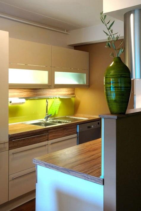 Imagenes de cocinas peque as c mo dise ar cocinas for Imagenes de cocinas pequenas
