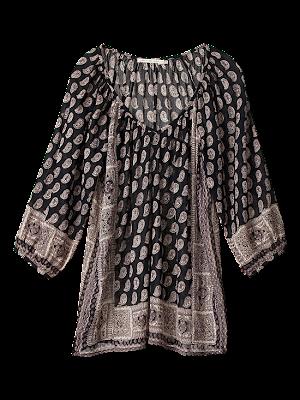 f5 A006 9062 CAVIAR FLAT 9 1 2 3 - �ifon Elbise ve Bluz Modelleri 2012