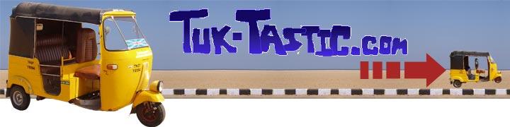 Tuk-Tastic  Auto Driver