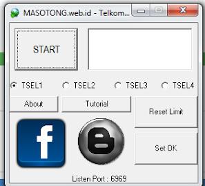 Inject Telkomsel Mastotong 25 Oktober sampai 28 Oktober 2015 Update