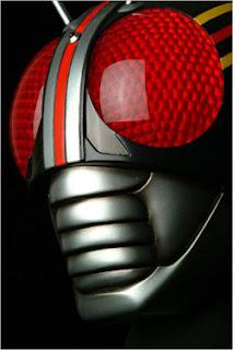 kamen rider black full face
