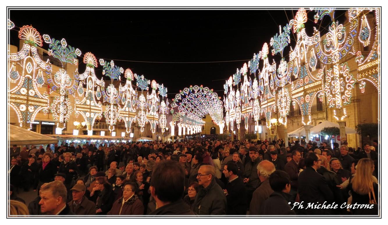 Voci e colori del sud festa patronale di san trifone 11 for Sud arredi adelfia