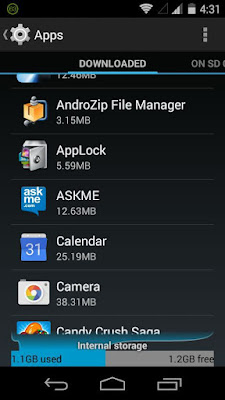Hack Applock in Android Devices