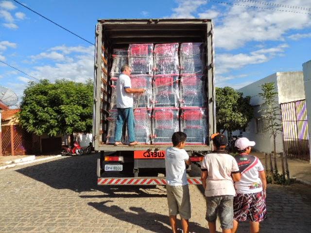 Jardim do Seridó: Educação municipal recebe novas carteiras escolares