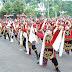 722 Penari di Hari Jadi Kota Surabaya ke 722