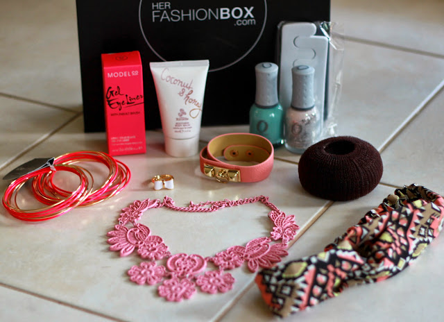Model Co, Fashion Accesories, Hair Donut, Orly Nail Polishes
