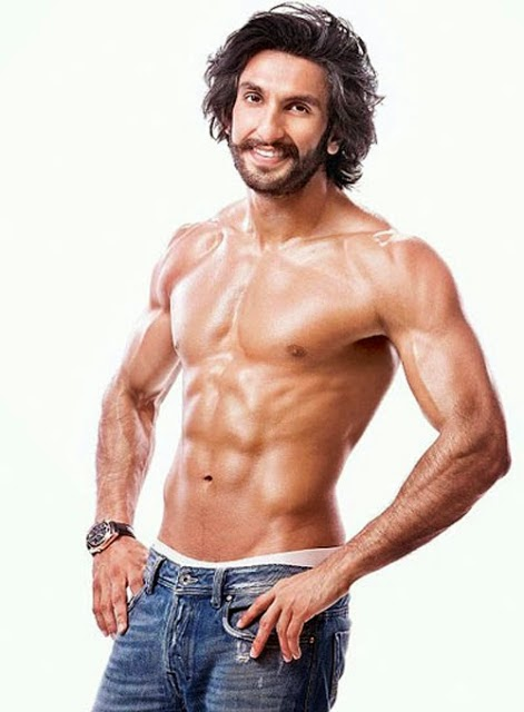 Ranveer Singh Hot HD Wallpapers Collection 2014 Free Download
