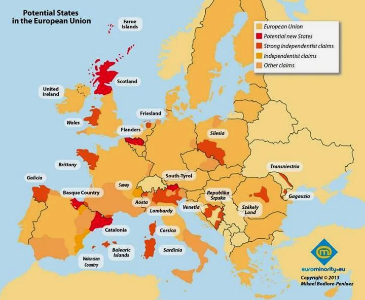 Resistenza Francese In Rete Lunione Europea E Le Regioni Ii