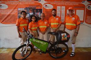 """""""Veracruz en Bicicleta"""" apuesta por construir Bici Parque en Xalapa"""