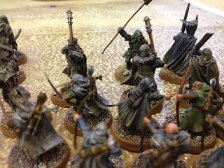 The Hobbit SBG - Battle lines