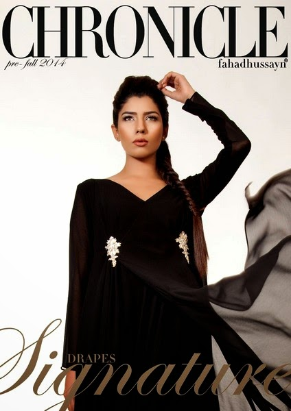 Pre-Fall Signature Series 2014 By Fahad Hussayn Couture