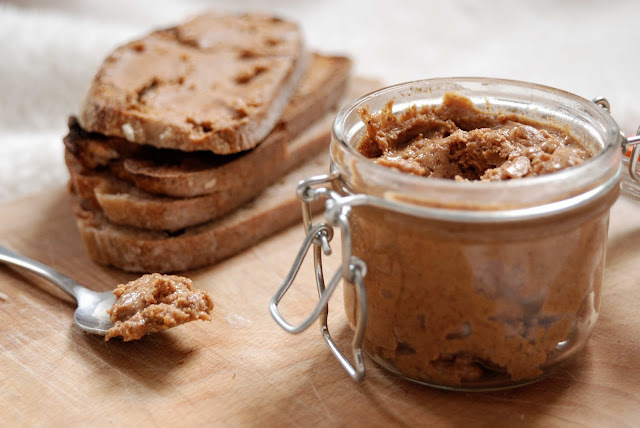 recipe almond butter peanut butter