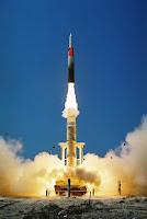 Israeli Jericho III Nuclear-warhead capable IRBM