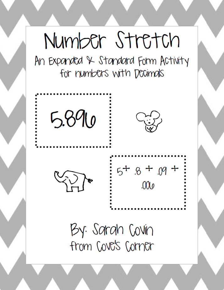 https://www.teacherspayteachers.com/Product/Number-Stretch-Expanded-to-Standard-Form-of-Numbers-with-Decimals-1744611