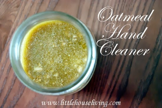 Oatmeal Hand Cleaner