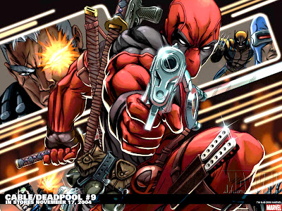 Deadpool Wallpaper 1280x960