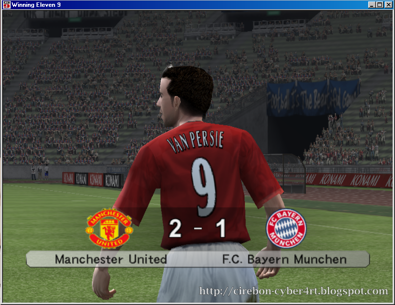 54 Update Pemain Game Winning Eleven 9 Bulan April 2013