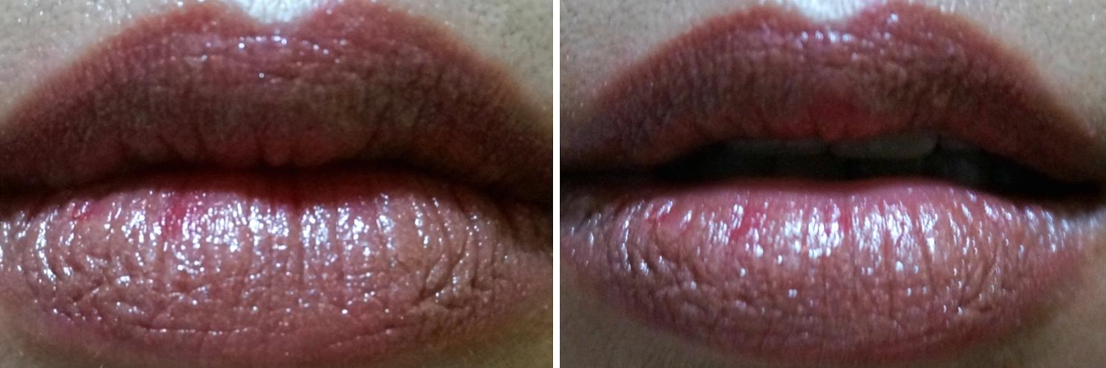 Rimmel Lipstick in Precious Brown