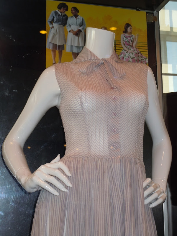 Emma Stone The Help movie dress