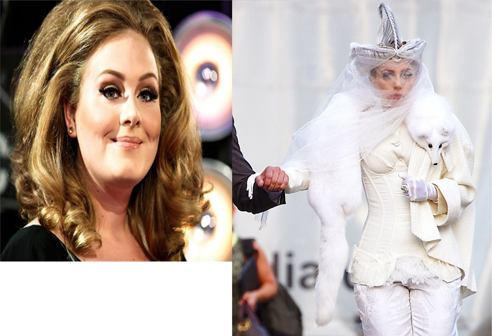Adele Weight Loss August 2012