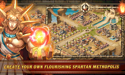 Spartan Wars: Empire of Honor apk