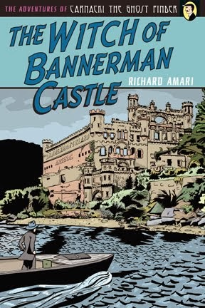The Witch of Bannerman Castle