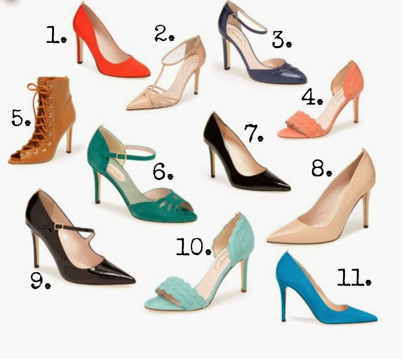 SJP Shoe Collection