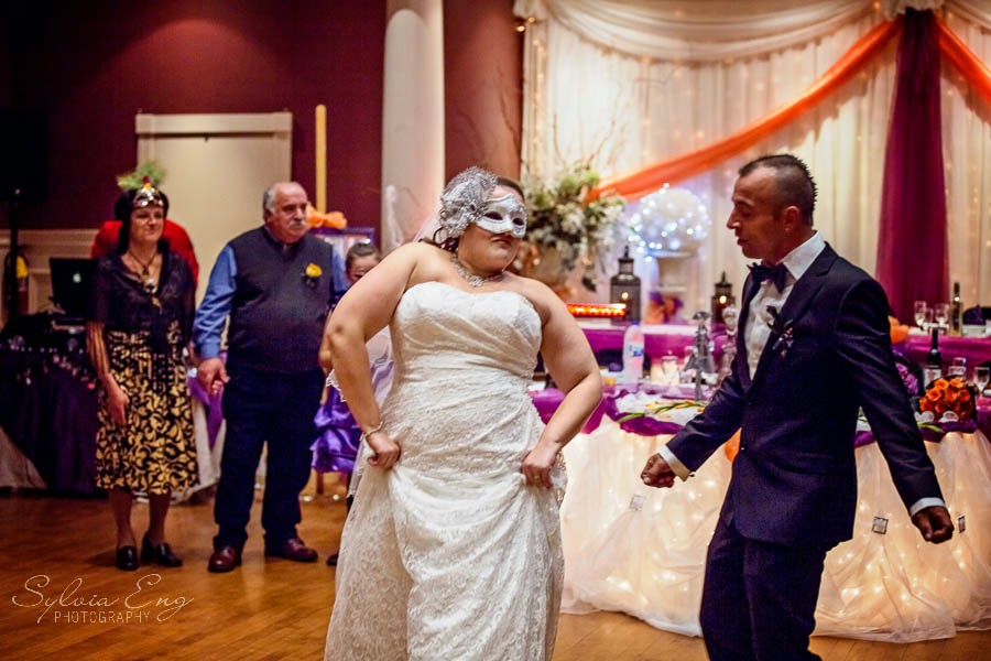 Halloween wedding toronto Ontario, wedding photographer