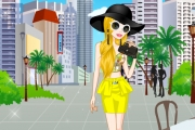 Sokakta Giyinen Kız Oyunu