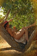 "Maria in ""Picnic"" at Magic Erotica"