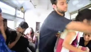 Watch the surprising video: The girl slapped this guy. What happens next will surprise you.
