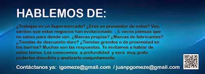 TALLERES CONVERSATORIOS DE RETAIL