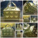 As igrejas tem a possibilidade de colocar em seus altares púlpitos com a réplica da arca da aliança
