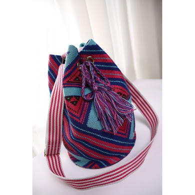 TRIBLE BAG (BLUE)