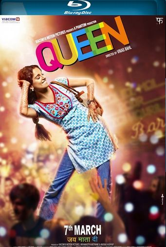 Queen (2014) Hindi BluRay Download