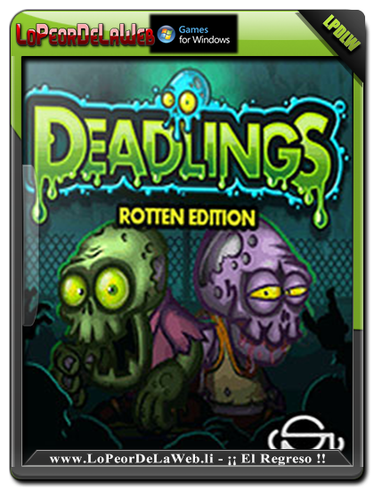 Deadlings – Rotten Edition Multilenguaje (castellano)