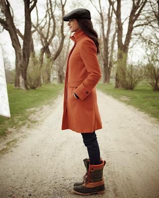 coat, lands end, aw13