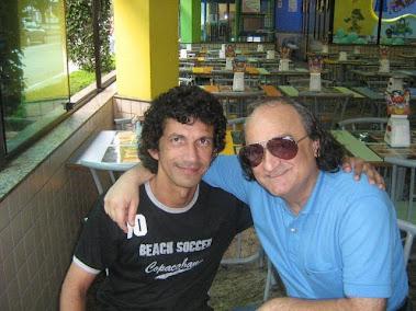 Assis Cavalcanti e Patrick Dimon