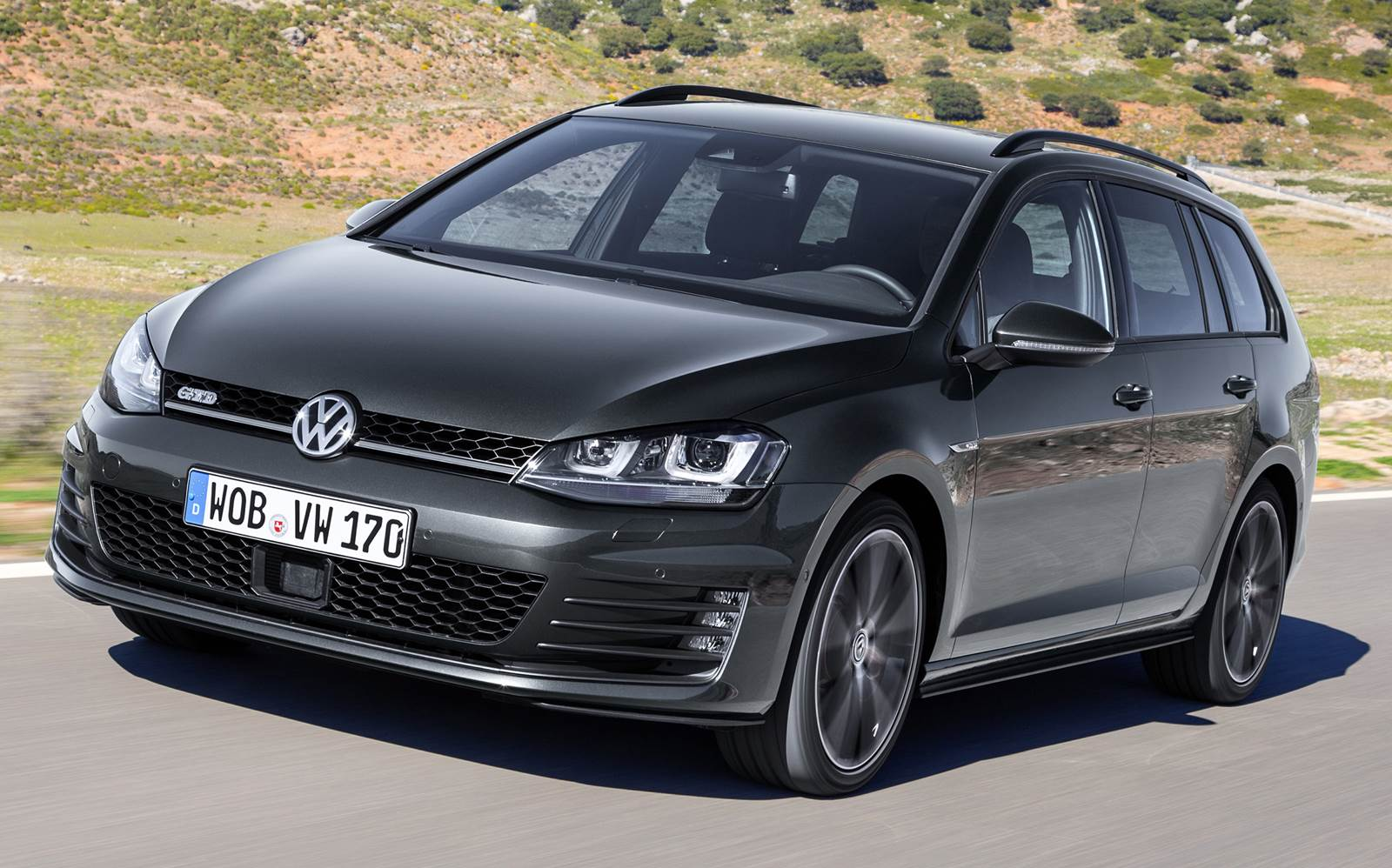 VW Golf GTD Estate