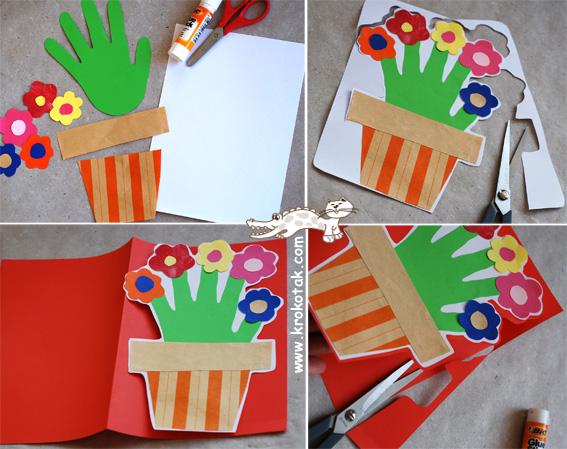 Aprender Brincando: Cartão para o Dia das Mães na Educação ...