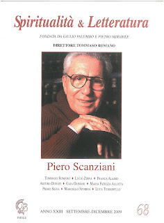 "Recuperi/18 - ""AA.VV., ""Piero Scanziani"", Spiritualità & Letteratura n. 68"""