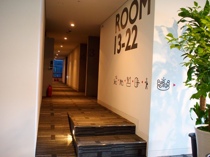 Stay 7 Centum Business Hostel Busan Korea lunarrive Travel blog Singapore