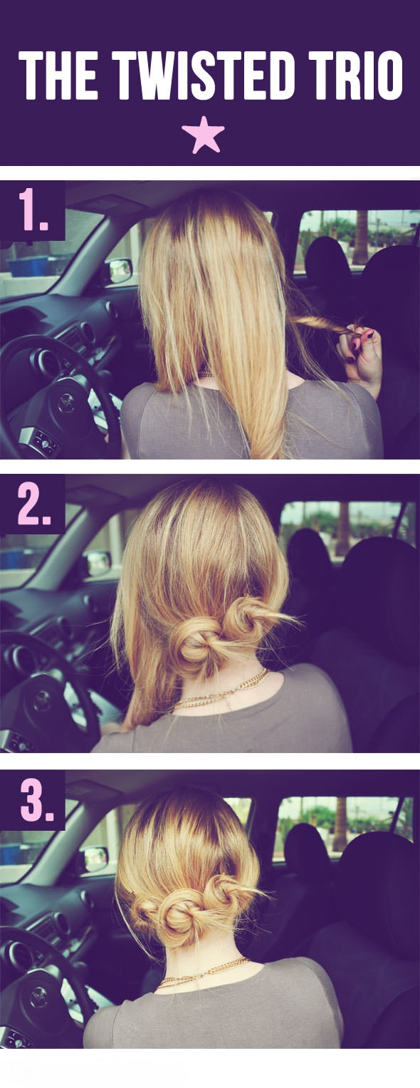 Original Easy Hairstyles For WINTER WEATHER  Hair  Pinterest