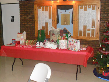 Ladies Auxiliary Christmas Party 2016